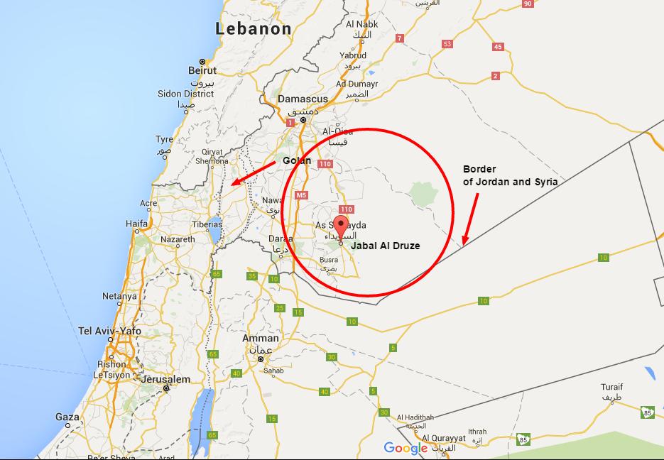 Jabal Al Druze