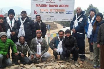 IsraAID Nepal