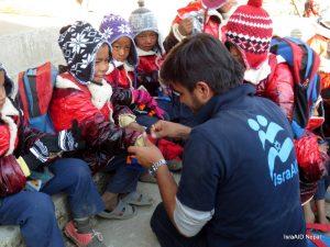 IsraAID in Nepal