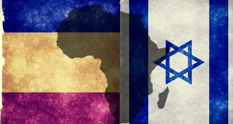 Israel Chad