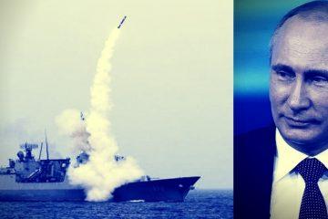 cruise missile putin