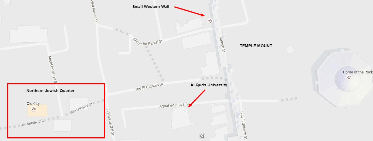 al-quds-branch-map