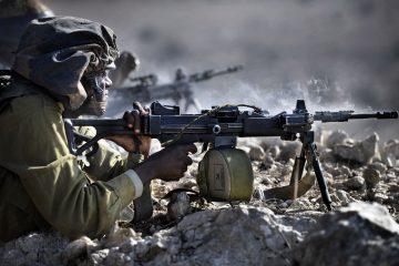 Flickr - Israel Defense Forces - Desert Reconnaissance Battalion Special Training, Nov 2010