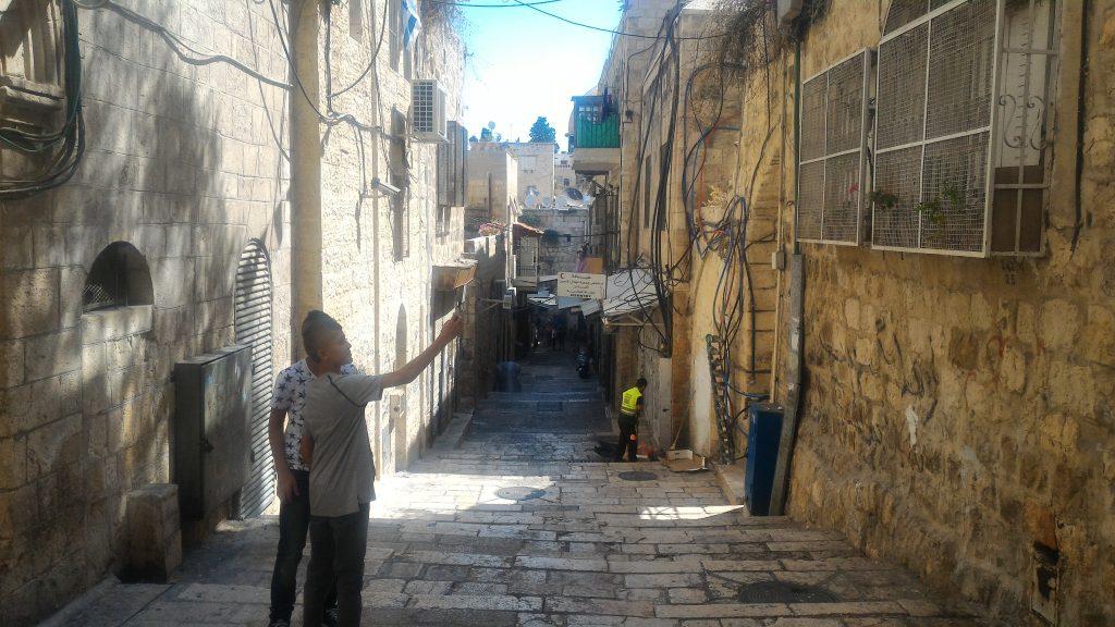 Northern Jewish Quarter