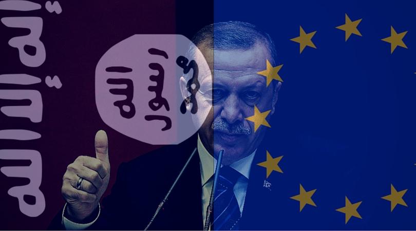 ISIS Member in Europe