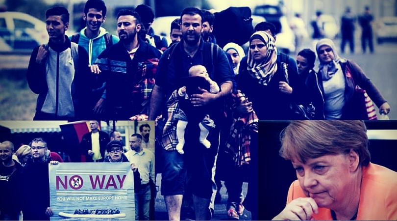 Syrian Refugee Stuttgart Attack