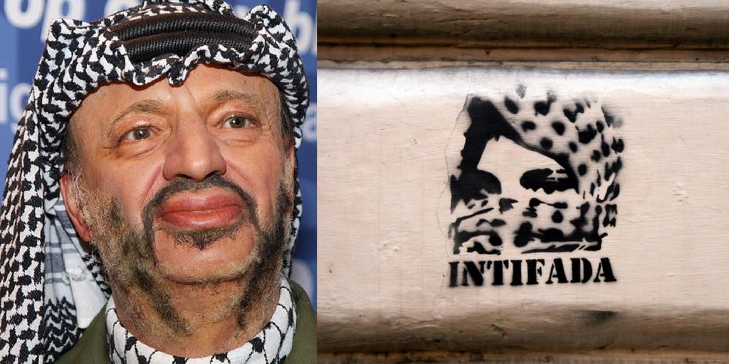 scarpe da corsa prezzi di sdoganamento negozio di sconto Yasser Arafat, A Fake Hero, A Lord of Corruption