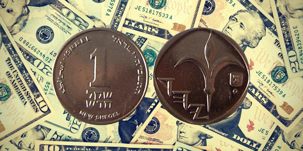 WARNING SIGNS: Dollar Continues to Weaken as the Skekel Keeps its Momentum